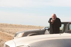 'Breaking Bad' star Jonathan Banks spoke with us about Mike's past and the CIA.