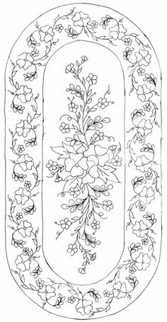 Awesome Most Popular Embroidery Patterns Ideas. Most Popular Embroidery Patterns Ideas. Local Embroidery, Folk Embroidery, Types Of Embroidery, Machine Embroidery Patterns, Hand Embroidery Designs, Ribbon Embroidery, Embroidery Stitches, Vintage Embroidery, Bordado Popular