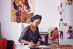 Kenyan Artists' Protest Forces Closure of 'Kenyan' Pavilion at Venice Biennale Kenyan Artists, African Artists, Painter Artist, Venice Biennale, Black Artists, African American Art, Art Studios, Illustrators, Pavilion