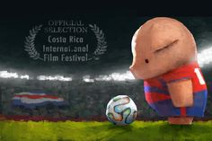 Pig is coming to Costa Rica to celebrate their remarkable presence at the World Cup! We are proud to announce The Dam Keeper will be a part of The Costa Rica International Film Festival: Montezuma, July 23rd - 27th!  http://www.festivalleague.com/criff2014.html