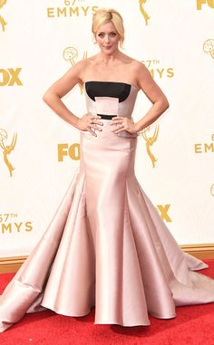 Jane Krakowski from 2015 Emmys: Red Carpet Arrivals  In Bibhu Mohapatra
