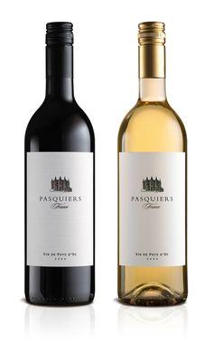 Pasquiers – modern classic French duo  #taninotanino #vinosmaximum