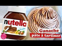 LA GANACHE AU NUTELLA {RECETTE FACILE} - YouTube
