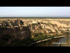 Hoces del Duratón: Del puente de Talcano al de Villaseca