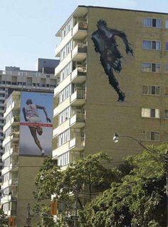 creatividads | 68 ejemplos de publicidad creativa en edificios