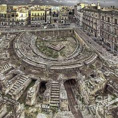Lecce- Roman Amphitheatre