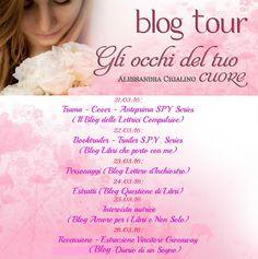 """Amore per i libri e non solo: Blog Tour """"Gli occhi del tuo cuore"""" di Alessandra ..."""
