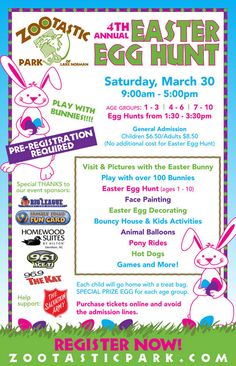 Editable Easter Egg Hunt Templates | Easter Egg Hunt Flyer ...