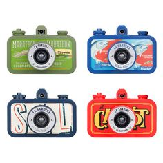 """I fricken love these """"real"""" (gotta have film in them) analog cameras!  Too cool!"""