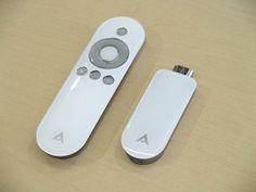 テレビをAndroid TV化する「Air Stick」 - Wi-Fiルーターにもなって9800円 | マイナビニュース