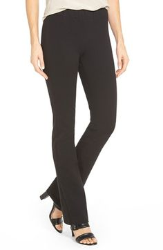 KOBI HALPERIN 'Nora' Stretch Bootcut Twill Leggings available at #Nordstrom