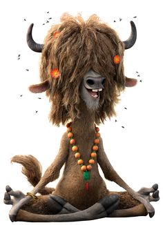 Yax is a minor character from the 2016 Disney film Zootopia. He is the owner of a naturist (or naturalist as he calls it) club known as Mystic Springs Oasis in Sahara Square in the city of Zootopia. Yax is a yak, and the owner of a local club in Sahara Square, known as the Mystic Springs Oasis. Yax, like the club itself, is very unique in the city of Zootopia, being that he is a naturist (or naturalist as he calls it). Despite the fact that animals have evolved to the point where wearing...