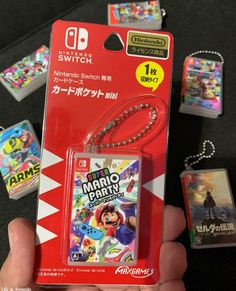 Nintendo 3ds, Nintendo Switch Games, Nintendo Switch Accessories, Gaming Accessories, Mario And Luigi, Mario Bros, Mini Things, Cool Things To Buy, Home