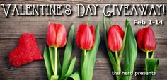 We're spreading some Valentine's Day love with a giveaway full of  chocolate, books, and pretty things! To enter fill out the Rafflecopter then hit the comments and tell us about  something YOU love. Your favorite author, book, or blog. Tell us about your  true love, your kids, your best friend or your pets. Anything you love. We  want to hear about what makes your heart full or just makes you smile. Enter the Giveaway! a Rafflecopter giveaway