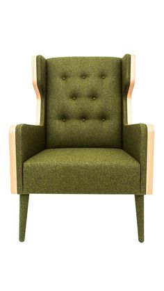 Whoever thought of creating this armchair is a genius. I want it!