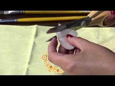 Mulher.com 19/01/2015 Pintura em tecido barrado corujas por Eliana Rolin Parte 1 - YouTube