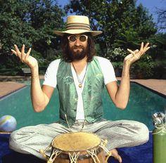 Mick Fleetwood drummer and founding member of Fleetwood Mac