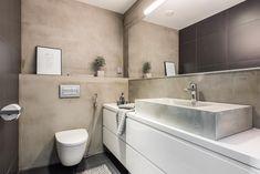 mikrosementti Decor, House, Interior, Home, New Homes, Bathroom Vanity, Bathroom, Interior Design, Wall Design