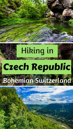 Hiking in Czech Republic is an incredible way to explore the country. Make sure you head north to do some hiking in Bohemian Switzerland National Park - it will take your breath away. Don't miss this off your list of places to visit in Czech Republic.