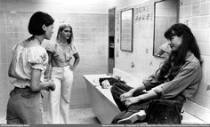 """Christine Harnos, Deena Martin and Michelle Burke, """"Dazed and Confused"""" (1992)"""