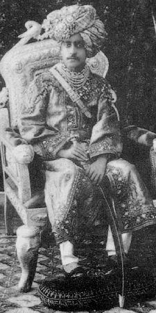 1875 - 1920 H.H. Raj Rajeshwar Maharajadhiraj Maharao Shri Sir Keshri Singhji Bahadur, Maharao of Siroh *** By Rohit Sonkiya