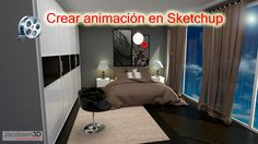 Crear Animación HD en Sketchup