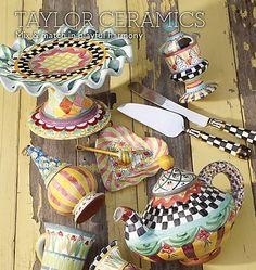 MacKenzie-Childs - Taylor Ceramics