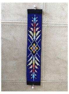 Native Beading Patterns, Seed Bead Patterns, Beaded Jewelry Patterns, Weaving Patterns, Crochet Patterns, Bead Loom Designs, Beadwork Designs, Loom Bracelet Patterns, Bead Loom Bracelets