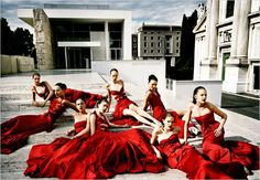 Red Valentino. Epic in fashion history