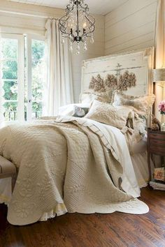 Image result for farmhouse bedroom velvet pink