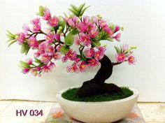 Khai giảng lớp cắm hoa voan, dạy làm hoa voan tại Hà nội