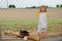 Childrens photographer in Kansas City. baseball, baby, photography  www.amphotographs.com