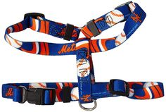 Hunter MFG 5/8-Inch New York Mets Adjustable Harness, Small * Details can be found by clicking on the image. (This is an Amazon affiliate link)