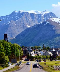 Sigh. Would love to visit. Sykkylven, Norway