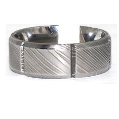 8mm Damascus Man ring for only $360 !.  # w087706 Windy City Diamonds.  Windycitydiamonds.com  #damascus #ring