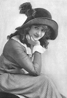billie burke 1912 by Captain Geoffrey Spaulding. She was the Glinda the good in the wizard of oz.