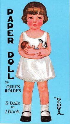"Paper Dolls~Gloria and Sonny - Nena bonecas de papel - Picasa Webalbum* 1500 free paper dolls international artist Arielle Gabriel""s The International Paper Doll Society for pinterest paper doll pals *"