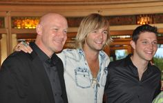 """Cause we're the three best friends anyone could have"" =D - keith-harkin Photo"
