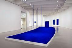 this is the color of my dreams Yves Klein Blue.this is the color of my dreams Yves Klein Blue, John Baldessari, International Klein Blue, Robert Morris, Giuseppe Penone, Pantone, Blue Pigment, Blue Art, Blue Aesthetic