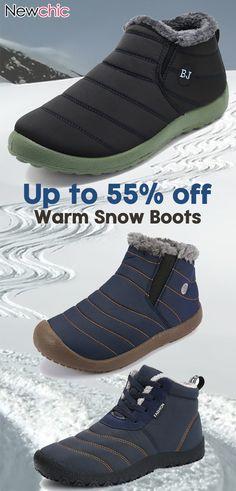 Excellent Quality Warm Winter Men Shoes High Top Canvas Casual Shoes Men Boots Autumn Leather Sneakers Metal Chain Male Flats Men's Boots Men's Shoes