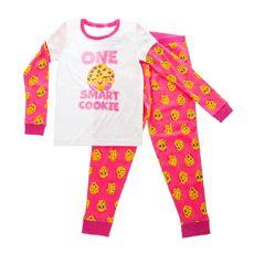 Kids Shopkins Kooky Cookie Pajama Set