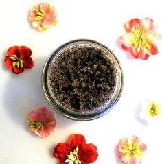 Blueberry & Pineapple Facial Polish | Natural Facial Scrub #skincare #naturalskincare #glowingskin #spaday #beauty
