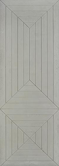 Via bklyn contessa art deco tile pattern idea or stamped for concrete project - Beton door lcda ...