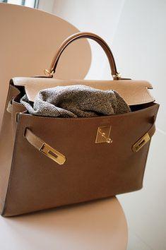hermes leather - Fotos de Pasarela | Kelly Bag, Hermes and Wicker