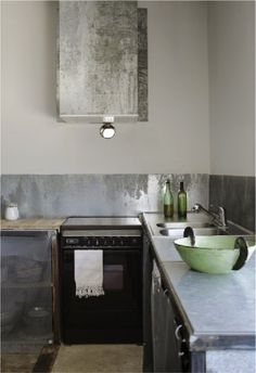 House Call: Industrial Penthouse in France : Remodelista