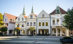Zilina, Slovakia Most Beautiful Cities, Bratislava, Amazing Pictures, Eastern Europe, Capital City, Czech Republic, Budapest, Castles, Places To Go