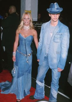 How to wear denim and avoid looking like Britney and Justin.