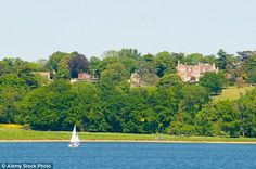Rural idyll: Rutland is considered one of the best places to live in the UK - but it has b...