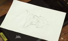 #Iliustration #Drawing #sketch #Ilustración #Creativo #Diseño Venativo) Iniciando Boceo__sketch, new lustration