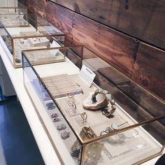 Brass jewelry cases